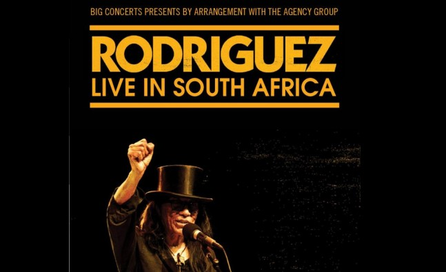 The Legendary Rodriguez Returns To SA In 2016