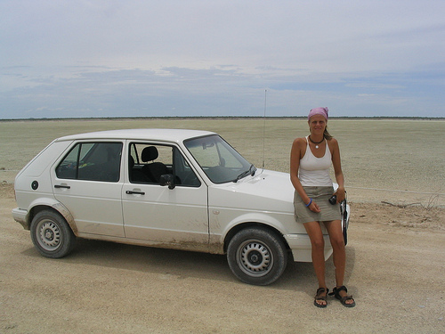 Under 21 Car Hire in Namibia